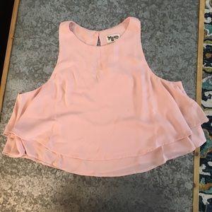Show Me Your Mumu Maxi Skirt & Crop Top